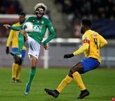 Choc Lyon-PSG en demi-finales, Rennes ira à Saint-Étienne