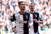 Coupe d'Italie : Ronaldo sauve la Juventus à Milan