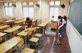 COVID-19 : assurer la sécurité des élèves dès leur retour à l'école
