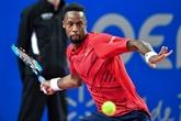Tennis : Monfils rejoint les demi-finales à Rotterdam en écartant Evans