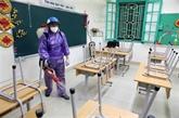 Les écoles deHanoïet Hô Chi Minh-Ville resteront fermées pendant une semaine