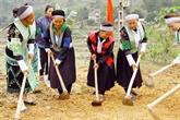Pour le développement socio-économique des régions ethniques