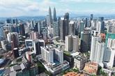 La croissance du PIB de la Malaisie en conformité avec celle des pays voisins