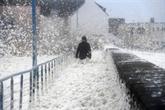 Environ 14.000 foyers en France privésd'électricité à cause de la tempête Dennis