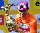 Cyclisme : le grimpeur Higuita gagne le Tour de Colombie, Bernal 4e