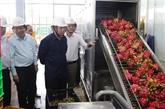Le secteur agricole vietnamien réagit face au COVID-19