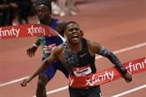 Athlétisme : Coleman tout proche de battre son record du monde du 60m