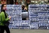 Coronavirus : vol à main armée de papier toilette à Hong Kong