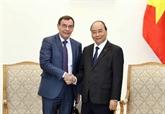 Le PM salue la coopération anti-corruption Vietnam - Russie