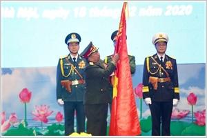 Vietnam - Laos  des individus et collectifs de larmée à lhonneur