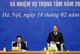 Le gouvernement travaille avec le Front de la Patrie du Vietnam