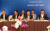 Réunion du Groupe de travail des hauts officiels de la défense de l'ASEAN