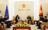 Vietnam - UE : promouvoir la coopération en matière dedéfense
