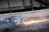 Le Daytona 500 s'achève par un terrible accident en fin de course