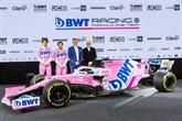 F1 : Racing Point veut retrouver la quatrième place