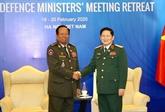 Coopération en matière de défense, pilier des relations Vietnam - Cambodge