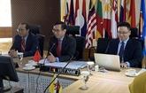 ASEAN : le Vietnam préside la première réunion de 2020 de l'ACCC