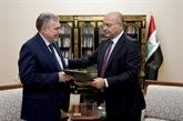 Irak : le Premier ministre désigné fait des promesses aux manifestants