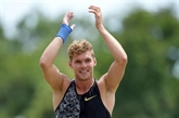 Athlétisme : Mayer et