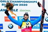 Biathlon: Légendaire Martin Fourcade