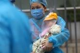 La fillette de trois mois infectée par le COVID-19 est sortie de l'hôpital