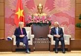 Le Vietnam prend en haute considération son partenariat stratégique avec l'Allemagne