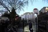Un homme poignardé dans une mosquée à Londres, un suspect arrêté