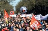 Retraites : les opposants peinent à rassembler dans les manifestations