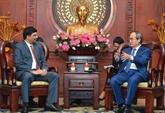 Hô Chi Minh-Ville favorise les activités des investisseurs étrangers