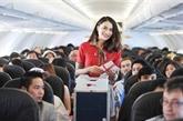 Vietjet offre 50% de réduction sur tous ses vols à travers l'Asie