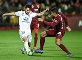 Ligue 1 : Lyon se réveille, Nice tenu en échec