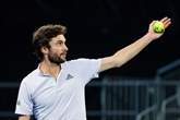 Tennis : Simon s'offre Medvedev et une demi-finale à Marseille