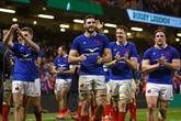 Six nations : fin de série noire au pays de Galles pour le XV de France