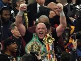 Boxe : Fury, au sommet de son art, détrône Wilder