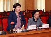 Une commission de l'AN supervisie la lutte contre l'épidémie de COVID-19