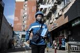 Les Chinois désertent les restos, les livreurs à la rescousse