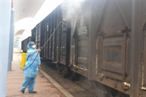 COVID-19 : Lang Son s'emploie à promouvoir le fret ferroviaire