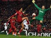 Angleterre : Liverpool au forceps contre le mal classé West Ham