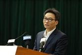 Le vice-Premier ministre Vu Duc Dam demande de garder la vigilance