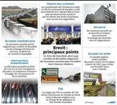Brexit : l'UE et Londres se défient avant d'âpres négociations