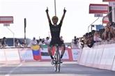 UAE Tour : Adam Yates fait forte impression à Dubaï