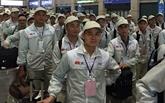 HCM-Ville suspend l'octroi d'une autorisation aux travailleurs venant de Daegu