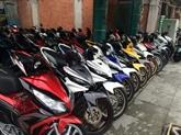 Vente de motos : le Vietnam au 2e rang en Asie du Sud-Est