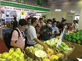 Fruits et légumes : exposition HortEx 2020 à Hô Chi Minh-Ville