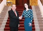 Vietnam - Allemagne : renforcer les relations de coopération avec la Hesse