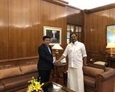 Vietnam et Inde accélèrent la promotion de l'investissement et du commerce