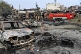 Les violences font 27 morts et plus de 200 blessés dans la capitale indienne