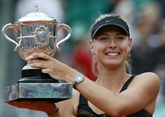 Tennis : la star russe Sharapova tire sa révérence