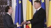 Roumanie : le président désigne un libéral nouveau Premier ministre