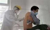 COVID-19 : les blouses au centre de l'épidémie